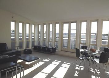 Thumbnail 2 bed flat for sale in Admiral House 1 St. Georges Walk, Gosport