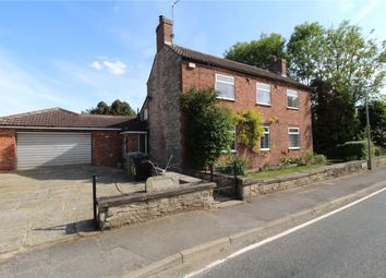 Thumbnail 4 bed detached house to rent in Main Street, Boothby Pagnell, Grantham