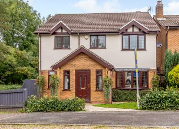 Thumbnail 4 bed detached house for sale in Melford Drive, Macclesfield