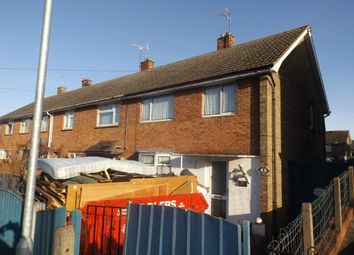 Thumbnail 3 bed end terrace house for sale in Flagholme, Cotgrave, Nottingham, Nottinghamshire