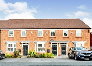 Thumbnail 3 bed terraced house for sale in Tanyard Close, Wilmslow