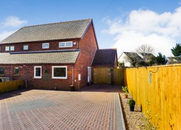 Thumbnail 3 bed semi-detached house for sale in Kiln Road, Haverfordwest