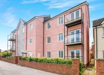 Thumbnail 1 bedroom flat for sale in Cranbrook, Exeter, Devon