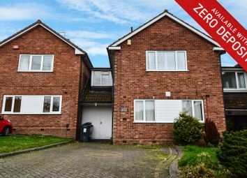 Thumbnail 3 bed town house to rent in Black Haynes Road, Selly Oak, Birmingham