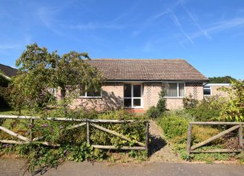 Thumbnail 2 bed bungalow for sale in Windsor Drive, Oakham