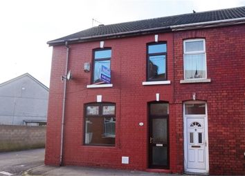Thumbnail 3 bedroom end terrace house for sale in Pwllygath Street, Kenfig Hill, Bridgend