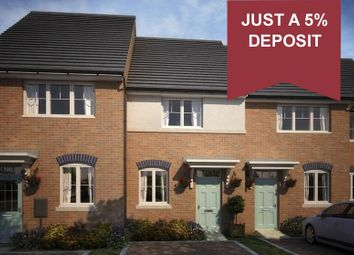 "Thumbnail 2 bed semi-detached house for sale in ""Lumley"" at Whitworth Park Drive, Houghton Le Spring"