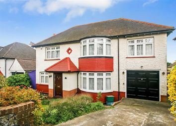 Thumbnail 4 bed detached house for sale in Howard Road, West Coulsdon, Surrey