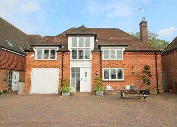 Thumbnail 4 Bed Detached House For Sale In The Moor Hawkhurst Cranbrook
