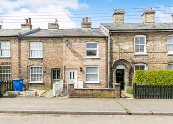 Thumbnail 2 bedroom terraced house for sale in Station Road, Long Melford, Sudbury