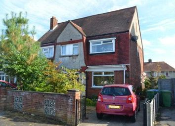 Thumbnail 3 bed semi-detached house for sale in Acacia Road, Southampton