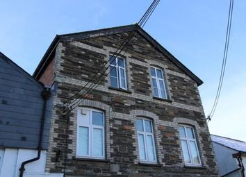 Thumbnail 1 bed flat for sale in Flat 1, 4 Race Hill, Launceston, Cornwall