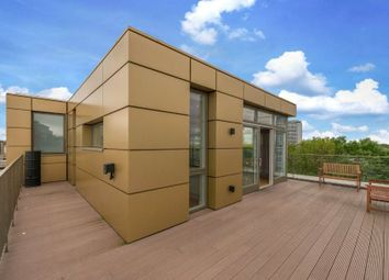 Thumbnail 3 bed flat to rent in Waterfront Apartments, 82 Amberley Road, London