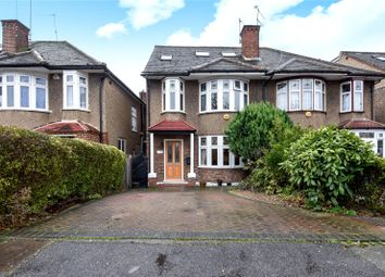 Thumbnail 5 bed semi-detached house for sale in Pymmes Green Road, New Southgate, London