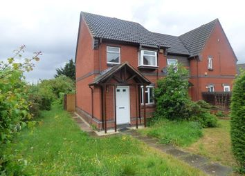 Thumbnail 3 bed terraced house to rent in Chestnut Road, Abbeymead, Gloucester