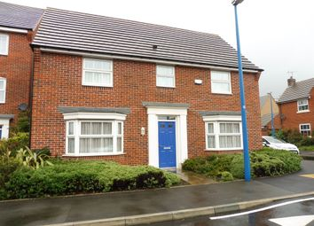 Thumbnail 4 bedroom detached house for sale in William Barrows Way, Tipton
