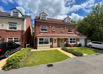 Thumbnail Semi-detached house to rent in Wheatsheaf Close, Ripon