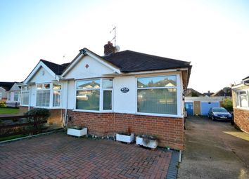 Thumbnail 2 bedroom bungalow for sale in Sandhills Close, Kingsthorpe, Northampton