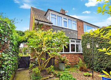 Thumbnail 3 bed semi-detached house for sale in Gravel Hill, Bexleyheath, Kent