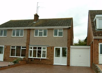 Thumbnail 3 bed semi-detached house to rent in St. Judes Avenue, Studley