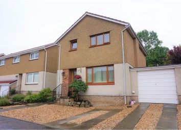 Thumbnail 3 bed detached house for sale in Curriehill Castle Drive, Balerno