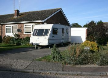 Thumbnail 2 bed semi-detached bungalow for sale in Queen Anne Gardens, West Mersea, Colchester
