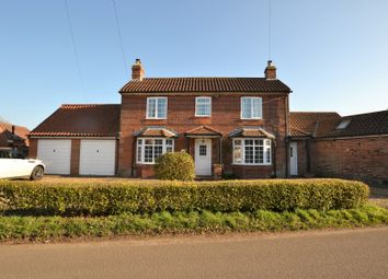 Thumbnail 4 bed detached house for sale in Welgate, Mattishall, Dereham