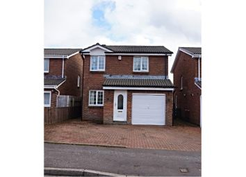 Thumbnail 3 bed detached house for sale in Shiskine Drive, Kilmarnock