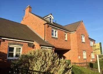 Thumbnail 2 bed duplex for sale in Melton Road, Barrow Upon Soar, Loughborough