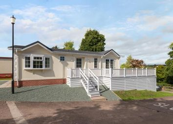 Thumbnail 2 bed mobile/park home for sale in Lodgefield Park, Baswich, Stafford, Staffordshire