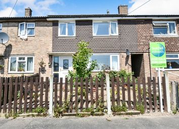 Thumbnail 3 bed terraced house for sale in Manton Close, Newhall, Swadlincote