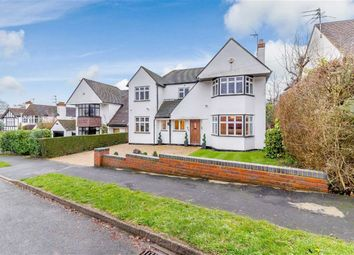 Thumbnail 4 bed detached house for sale in Hill Rise, Rickmansworth