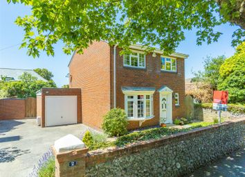 Thumbnail 3 bed detached house for sale in Gildredge Road, Seaford