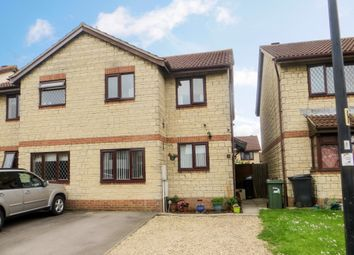Thumbnail 3 bedroom semi-detached house for sale in Locksbrook Road, Worle, Weston Super Mare