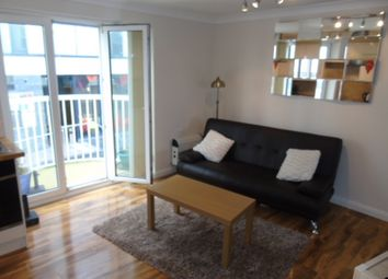 Thumbnail 1 bed flat to rent in Camona Drive, Maritime Quarter, Swansea