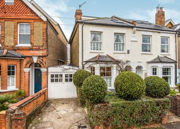 Thumbnail 4 bedroom semi-detached house for sale in Durlston Road, Kingston Upon Thames