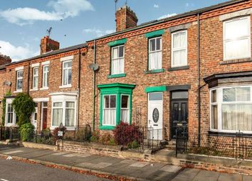 Thumbnail 3 bed terraced house for sale in Waverley Terrace, Darlington, Co Durham