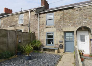 Thumbnail 2 bed terraced house for sale in Whitecross, Penzance