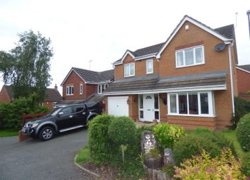 Thumbnail 4 bed property for sale in Royal Worcester Crescent, Bromsgrove