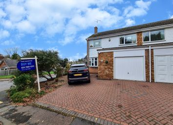 Thumbnail 3 bed semi-detached house for sale in Eastern Green Road, Coventry