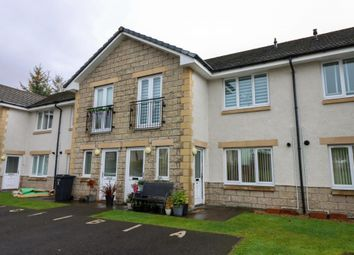 Thumbnail 2 bed flat for sale in 92A, Station Road, Bannockburn