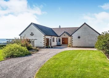 Thumbnail 4 bed bungalow for sale in Evanton, Dingwall