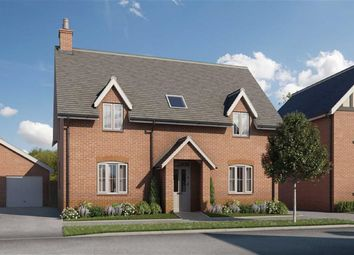 Thumbnail 4 bedroom detached house for sale in Whittington Crescent, Wantage