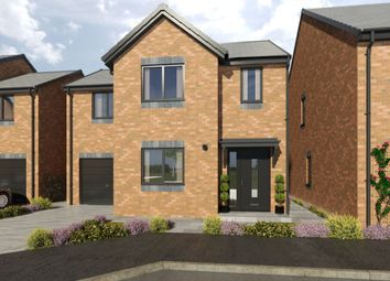 Thumbnail 3 bed detached house for sale in Marley View, Marley Hill, Newcastle Upon Tyne