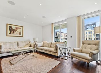 Thumbnail 4 bed flat to rent in Ravensbourne Apartments, Central Avenue, Fulham