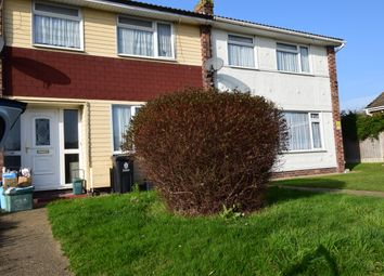 Thumbnail 3 bed terraced house to rent in Ramplings Avenue, Clacton On Sea