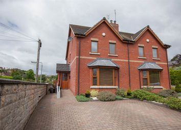 Thumbnail 3 bed town house for sale in 2, Old Station Lane, Newtownards