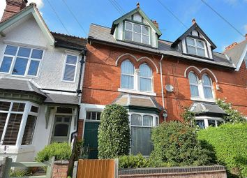 Thumbnail 4 bed terraced house for sale in Station Road, Kings Heath, Birmingham