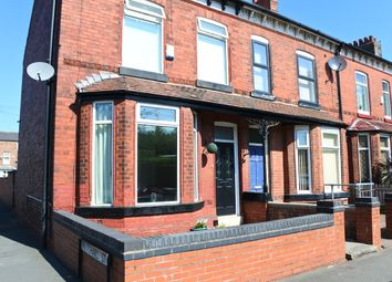 Thumbnail 3 bed end terrace house for sale in Cyprus Street, Stretford, Manchester