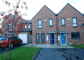 Thumbnail 2 bed semi-detached house for sale in Young Close, South Shields